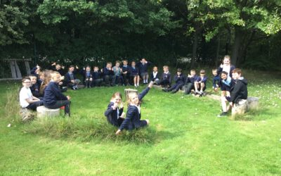 Read more about Year 4 Forest School!