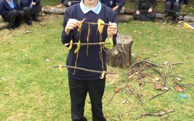 Read more about Year 5 Forest School Mobile Making