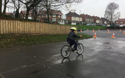 Read more about Year 4 Bikeability!