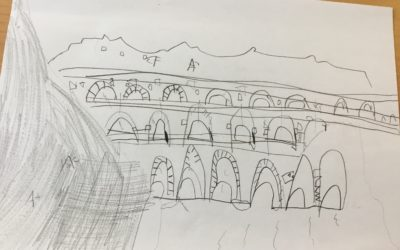 Read more about Year 4 sketching!