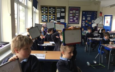 Read more about Decimal work in Year 4!