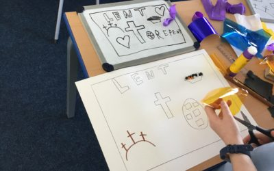 Read more about Thinking about Lent in Year 4.