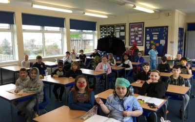 Read more about Year 4 Superheroes!