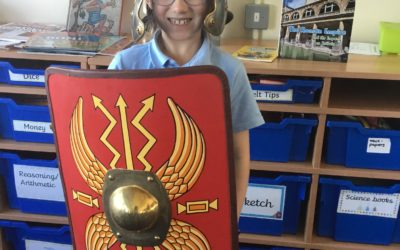 Read more about Year 4 has been invaded by Romans!