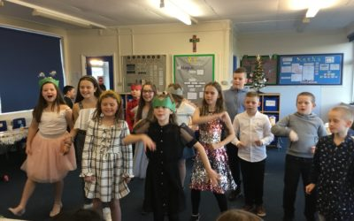Read more about Year 5 Christmas Party