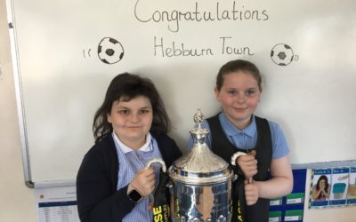 Read more about Thank you Hebburn Town and a massive congratulations from Year 4!