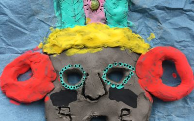 Read more about Year 5 Clay Modelling