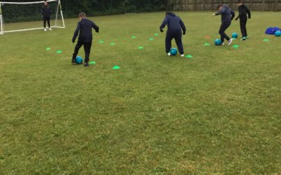 Read more about Year 6- Sports Day- Football Skills