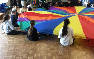 Read more about Year 6 Sports Day- Parachute