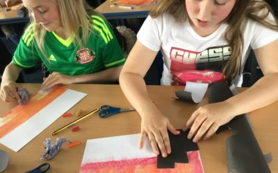 Read more about Year 6 Blitz Artwork