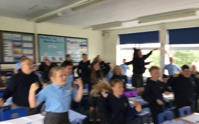 Read more about Farewell and Good Luck Year 6!