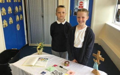 Read more about Year 4 Liturgy!