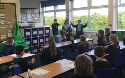 Read more about Year 5 Class Liturgy