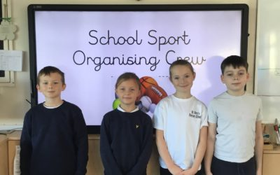 Read more about St Mary's School Sport Organising Crew